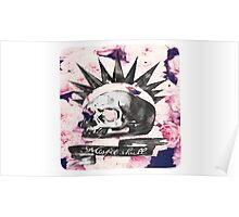 Chloe Price t-shirt in Flowers. Poster