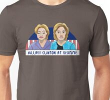 Hillary Clinton at Bedtime Unisex T-Shirt
