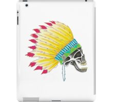 Indian Chief iPad Case/Skin