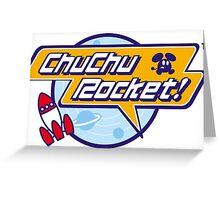 ChuChu Rocket Greeting Card