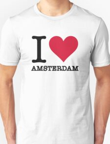 I love Amsterdam T-Shirt