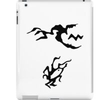 Abe Scars (Black) - Oddworld Abe's Oddysee iPad Case/Skin