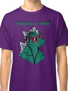 Retro Podzilla 1985 in Color Classic T-Shirt