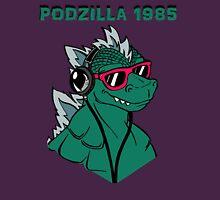 Retro Podzilla 1985 in Color Unisex T-Shirt