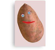Sweet Potato Canvas Print