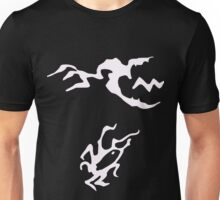Abe Scars (White) - Oddworld Abe's Oddysee Unisex T-Shirt