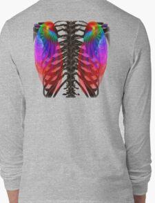 Transcendent Angel Acromion  Long Sleeve T-Shirt
