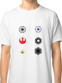 Star Wars Factions Classic T-Shirt