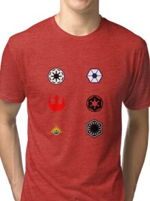 Star Wars Factions Tri-blend T-Shirt