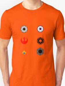 Star Wars Factions T-Shirt