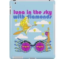 Luna In The Sky - cloud version iPad Case/Skin
