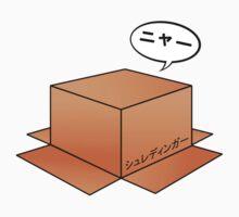 Schrodinger Cat - Japanese One Piece - Short Sleeve
