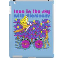 luna in the sky iPad Case/Skin