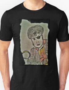 I've got a good eye for solving murders Unisex T-Shirt