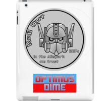 Optimus Dime iPad Case/Skin