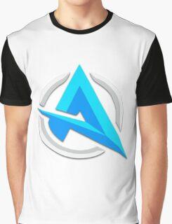 "Alia ""A"" | Logo/Design | White Background |  Graphic T-Shirt"