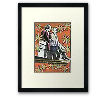 Successful Friendship Framed Print