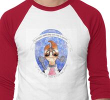 Mass Effect - Mordin Men's Baseball ¾ T-Shirt