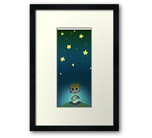 Catch the Stars Framed Print