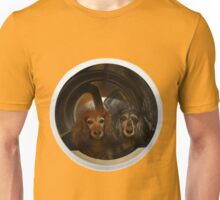 Dachshunds in the Dryer Unisex T-Shirt