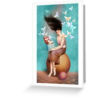 Playroom Greeting Card