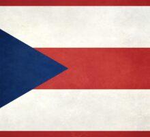 Puerto Rico Sticker