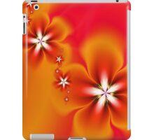 Fleur d'Automne Fractal iPad Case/Skin