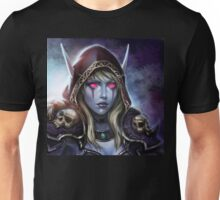 Lady Sylvanas Windrunner Unisex T-Shirt