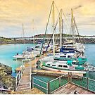 Safe Harbour by wallarooimages