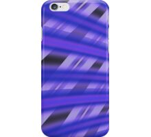 Fractal Play in Purplicious iPhone Case/Skin