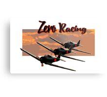 Zero Racing Metal Print