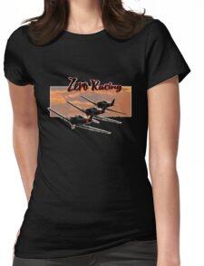 Zero Racing Womens Fitted T-Shirt