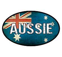 Aussie Photographic Print
