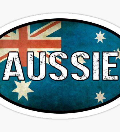 Aussie Sticker