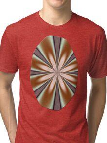Fractal Pinch in BMAP03 Tri-blend T-Shirt