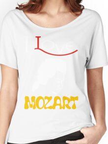 i love mozart Women's Relaxed Fit T-Shirt