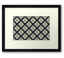 Starry Tiles in atBMAP 03 Framed Print