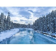 River Of Ice Photographic Print