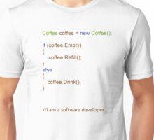 Cup of programmer Unisex T-Shirt