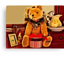 His Royal Highness Prince of Teds Canvas Print