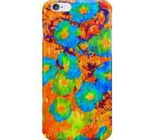 """Flower Daze"" by Carter L. Shepard""  iPhone Case/Skin"