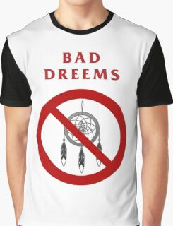 Bad Dreems Dreamcatcher Graphic T-Shirt