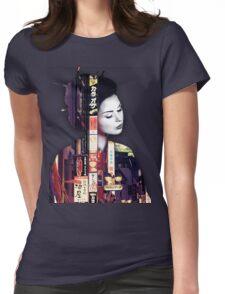 Geisha Womens Fitted T-Shirt