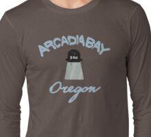 Arcadia Bay Oregon Long Sleeve T-Shirt