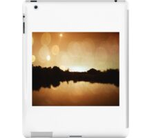 """New Sunset"" by Carter L. Shepard""  iPad Case/Skin"