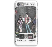 Captain N The Game Master iPhone Case/Skin