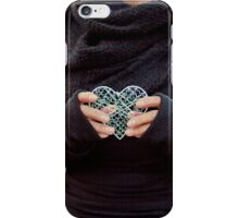 Hold On To Your Heart iPhone Case/Skin