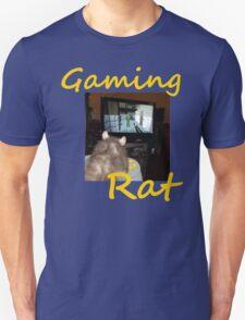 gaming rat Unisex T-Shirt