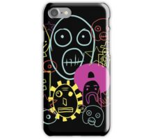 A Journey Through Time And Space iPhone Case/Skin