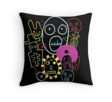 A Journey Through Time And Space Throw Pillow